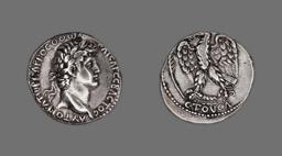 Tetradrachm (Coin) Portraying Emperor Otho