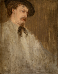 Portrait of Dr. William McNeill Whistler