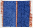 Grinded Fabric - Blue & Blue 603