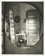 Front Room Reflected in Mirror, The Home Place, Near Norfolk, Nebraska