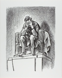 Weeping Lincoln