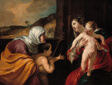 Virgin and Child with Saint Elizabeth and the Infant Saint John the Baptist
