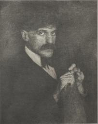 Portrait of Stieglitz
