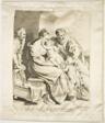 The Holy Family with Saint John and Saint Elizabeth