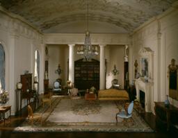 E-9: English Drawing Room of the Georgian period, 1770-1800