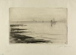 The Scheldt: Flat Calm