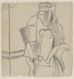 Seated Woman in an Armchair