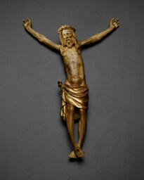 Corpus of Christ, from the Altarpiece of the Crucifixion