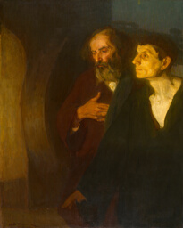 The Two Disciples at the Tomb