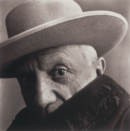 Picasso at La Californie, Cannes, France