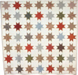 Bedcover (Feather-Edged Star Quilt)