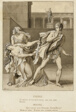 Phaedre, Having Declared Her Passion, Attempts to Kill Herself with the Sword of Hippolytus