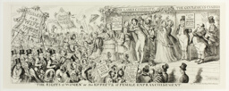 """""""The Rights of Women"""" or the Effects of Female Enfranchisement from George Cruikshank's Steel Etchings to The Comic Almanacks: 1835-1853"""