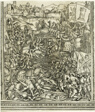 The War with Venice, from The Triumphal Arch of Maximilian I