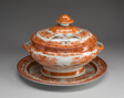 Covered Tureen and Platter