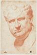 Ancient Portrait Bust of Vespasian