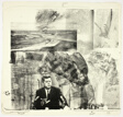 Ark, from Rauschenberg: XXXIV Drawings for Dante's Inferno