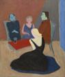 Conversation in Studio