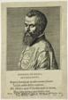 Portrait of Doctor Andreas Vesalius of Brussels