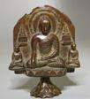 Buddha Calling the Earth to Witness (Bhumisparshamudra)