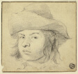 Bust of Young Man with Hat