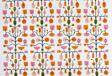 Fruit Trees (Furnishing Fabric)
