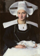 Woman from Brittany