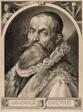 Portrait of Hendrick Goltzius