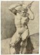 Nude Male Figure