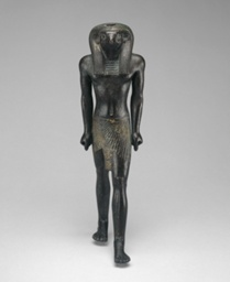 Statuette of the God Re Horakhty
