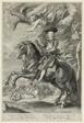 Ferdinand of Austria on Horseback