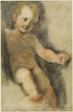 Christ Child: Study for the Madonna di San Giovanni