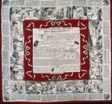 Mouchoirs D'Instruction Militarie No. 1 (Handkerchief)