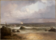 Coming Squall (Nahant Beach with a Summer Shower)