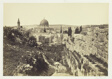 City Wall and Mosque of Omar, Jerusalem