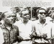 Martin Luther King, McKissick, Carmicheal Marching