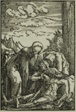 The Lamentation of the Virgin, from The Fall and Redemption of Man