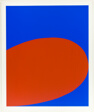 Red/Blue (Untitled), from X + X (Ten Works by Ten Painters)