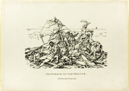 Shipwreck of the Medusa