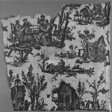 Scenes Flamandes (Furnishing Fabric)