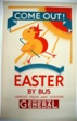 Come Out at Easter, By Bus