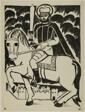 Saint Aleksandr Nevskii, from War: Mystical Images of War