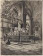 "Alcalá, ""The Gorgeous Sarcophagus"" of Ximenez"