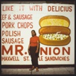 Hot Dog Stands: Mr. Onion, Ashland and Chicago Avenue