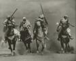 Berber Horsemen, A Fantasia, Morocco