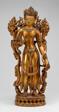 Bodhisattva Maitreya with Fear-Not Gesture (abhayamudra)