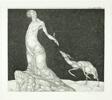 Woman and Animal