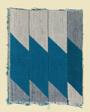 Blå Bark (Blue Bark) (Drapery Fabric)
