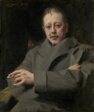 Portrait Study of a Man