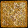 Bedcover (Cigar Ribbon Quilt)